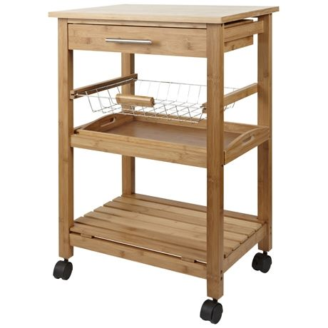 Grace Kitchen Trolley 845cm