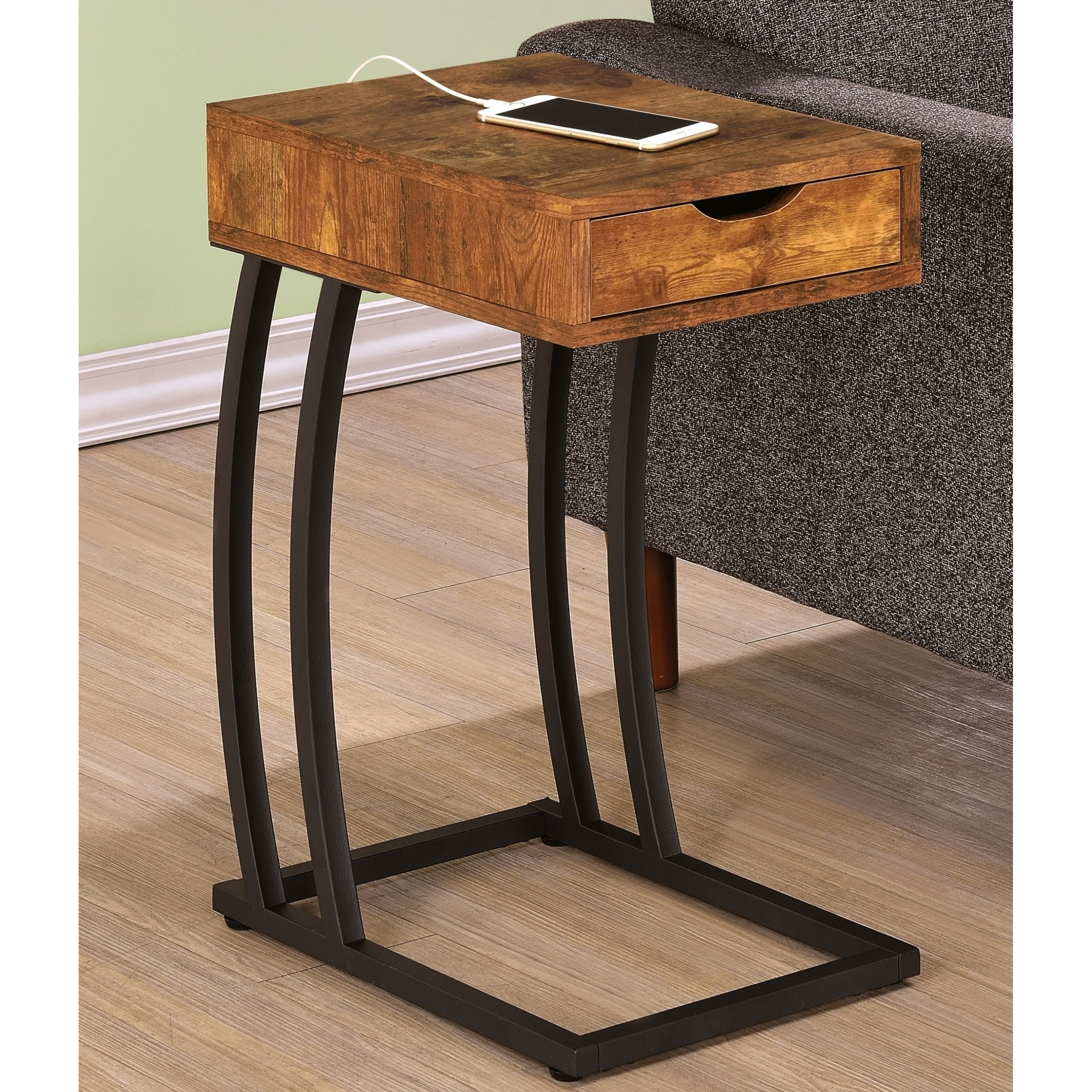 Accent Your Home With This Stylish Table Features An