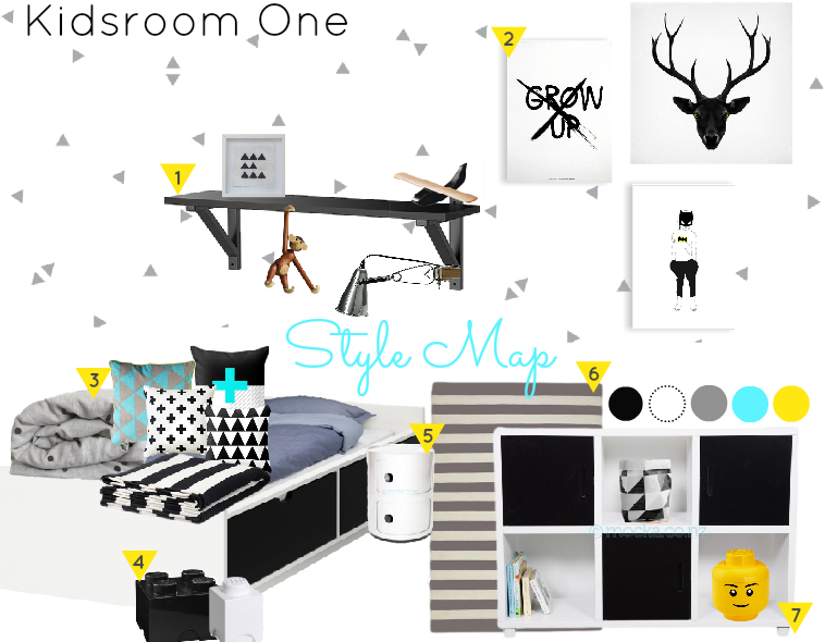 a little bit less monochrome :) but that's the bed i'm considering for the boys