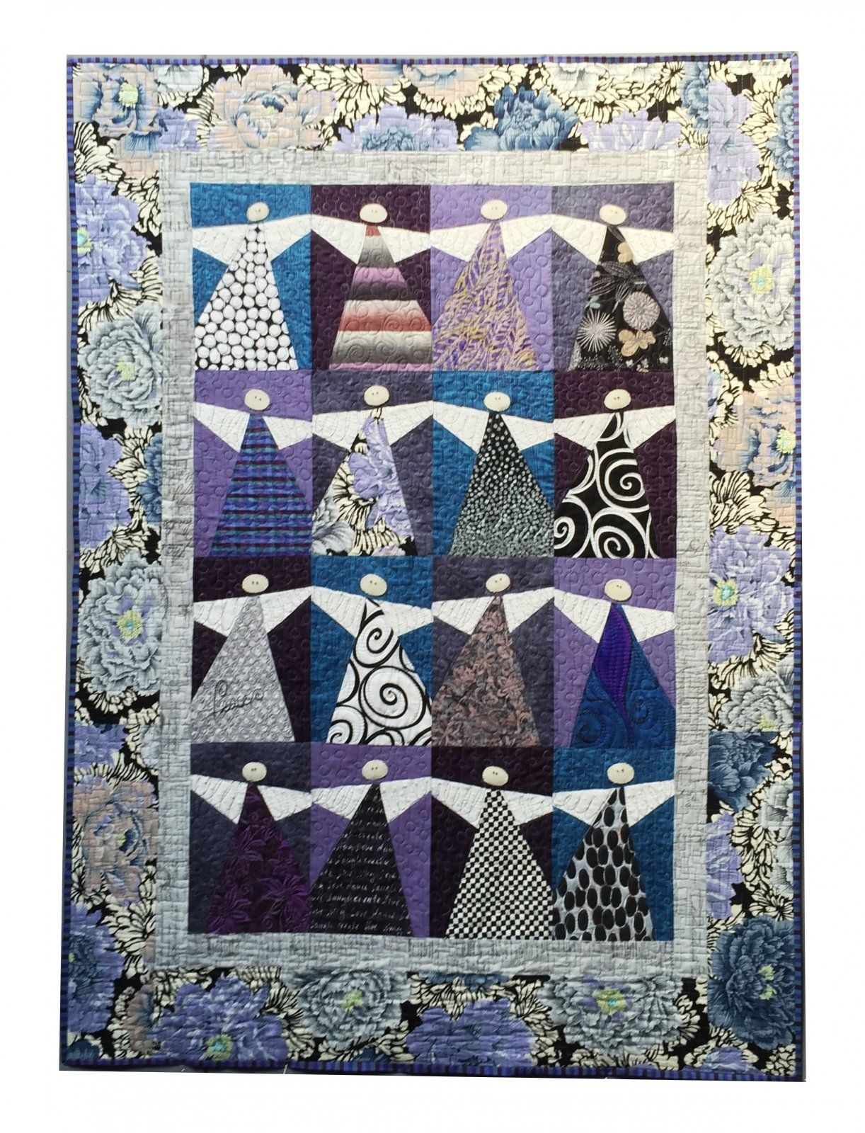 Peace Angel Kit W Pattern At Starry Night Hollow