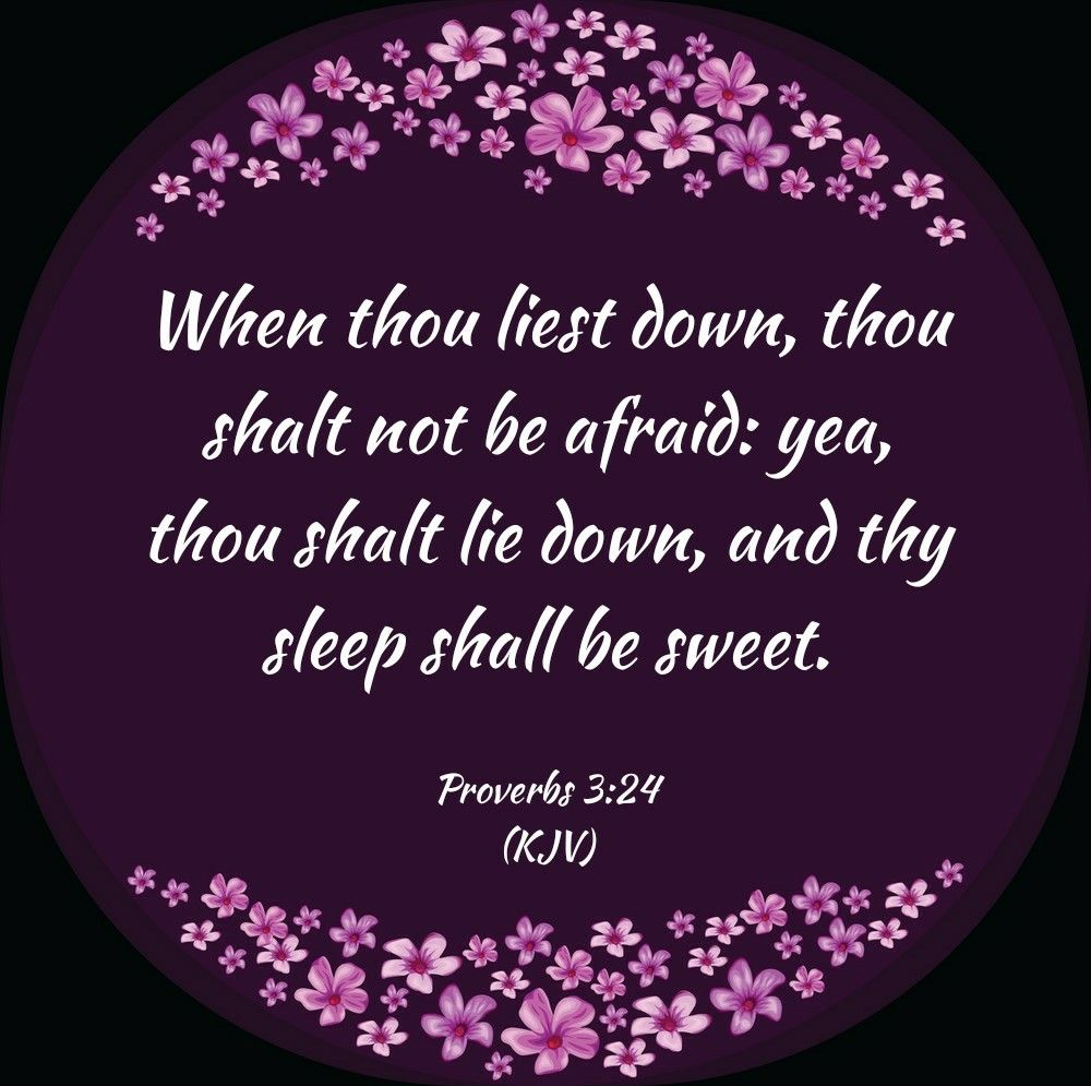Proverbs 3 24 Kjv Good Morning Quotes Proverbs Bible Scriptures