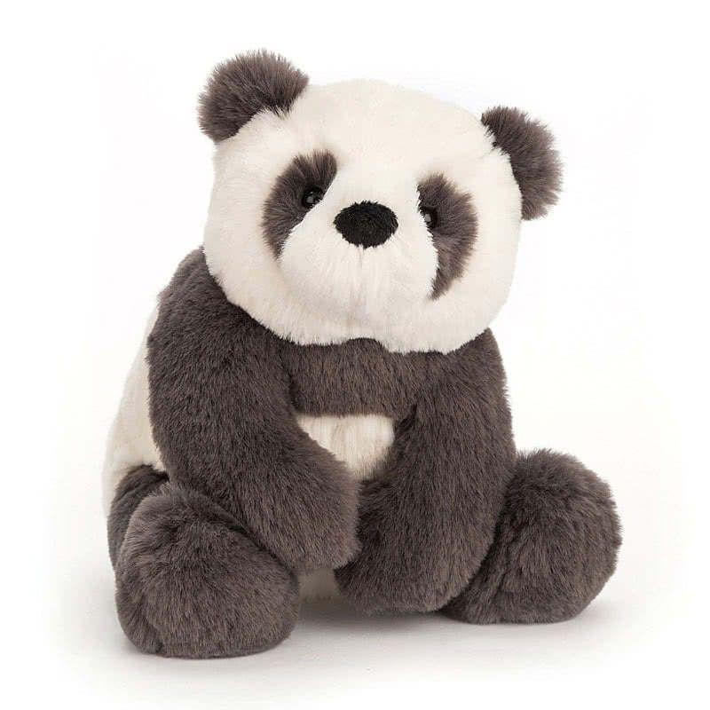 10 inches Jellycat Harry Panda Cub Stuffed Animal Little