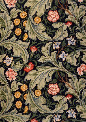 Wallpaper design by William Morris | Victoria & Albert
