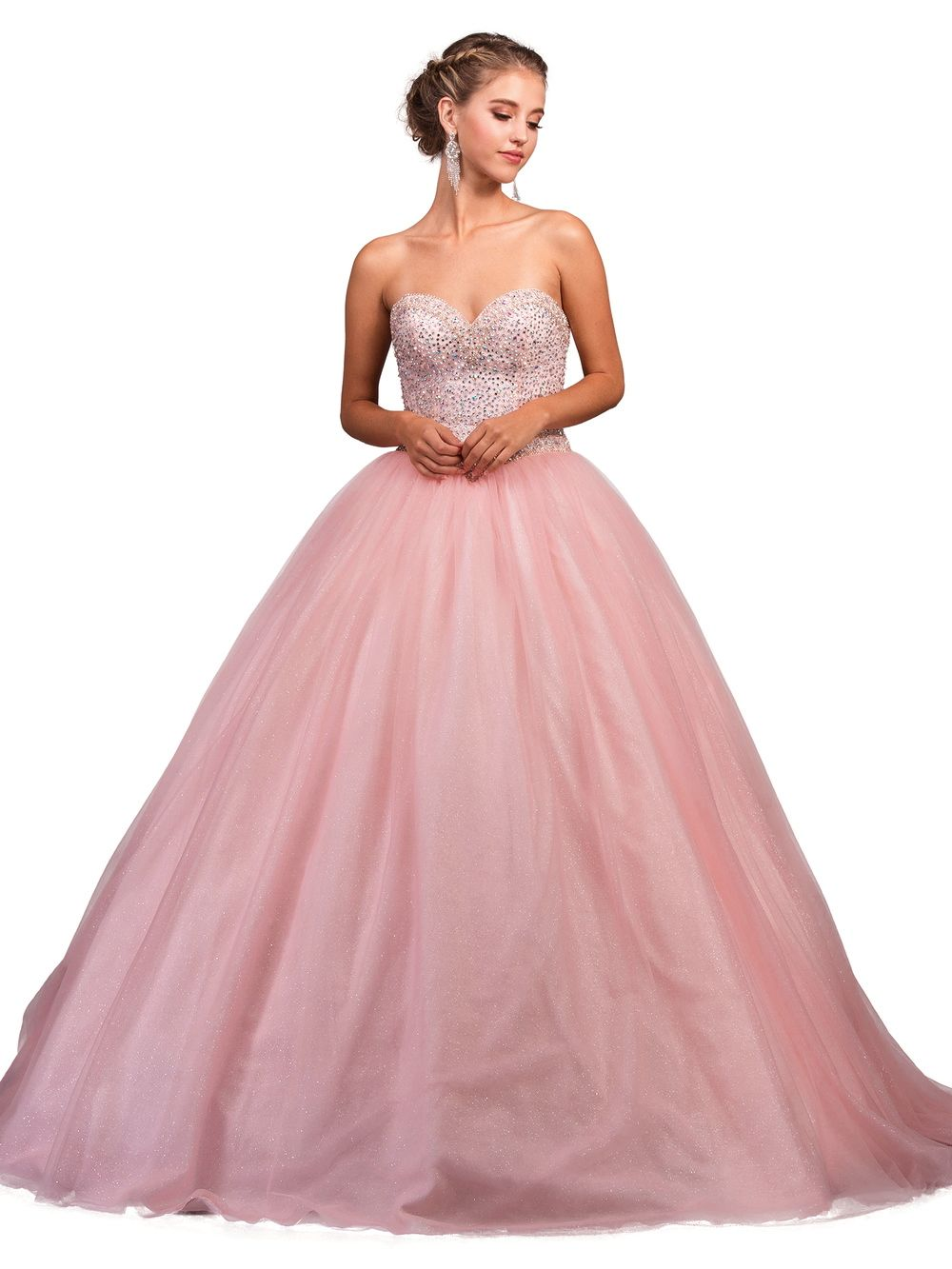 Quinceanera Dresses Prom Dresses by DANCING QUEEN<BR>aqn1226<BR ...