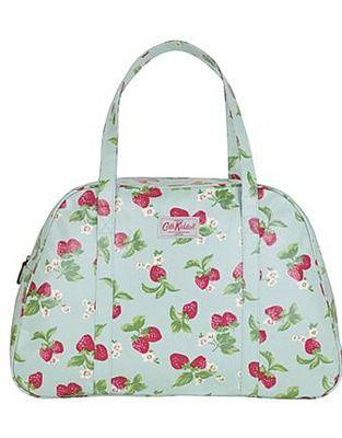 ASOS Cath Kidston Strawberry Weekend Bag. Want. | Cath Kidston ...