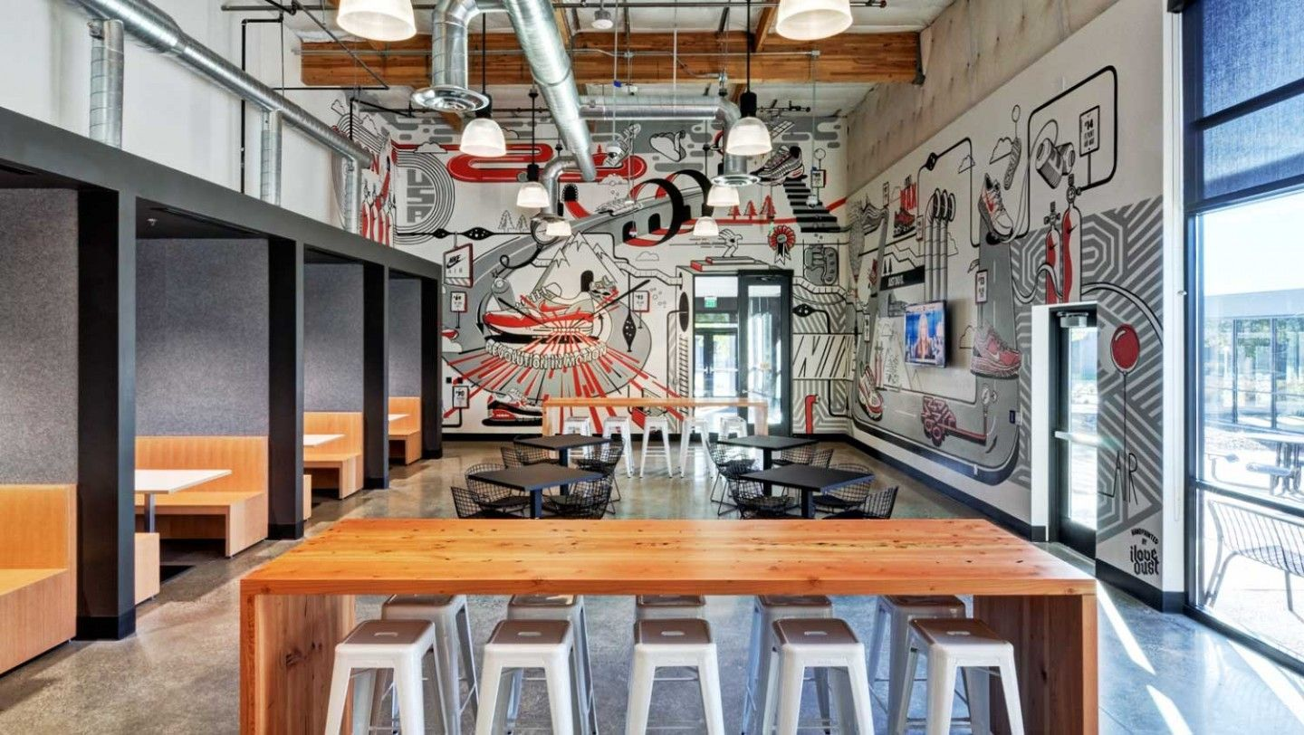 Nike With Images Architect Office Interior Design Building