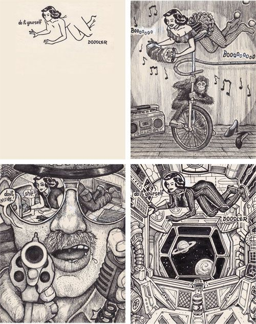 The do it yourself doodler project by david jablow a series of the do it yourself doodler project by david jablow a series of solutioingenieria Image collections