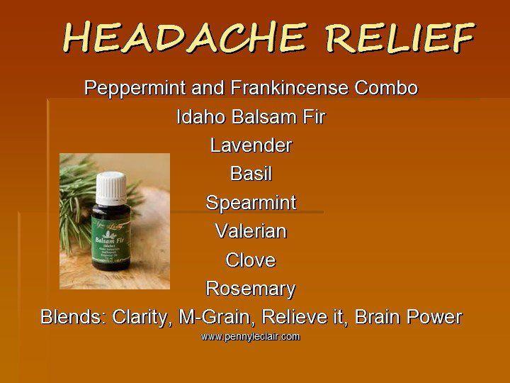 Best Natural For Headache