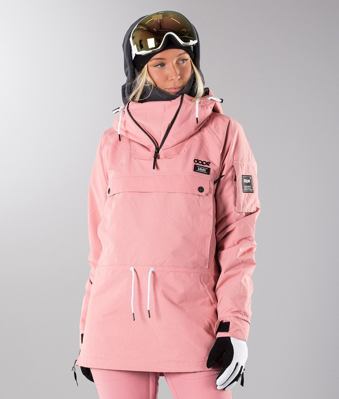 46fda303f4a6 Dope Annok W Skidjacka Pink in 2019 | Winter | Mode för kvinnor ...