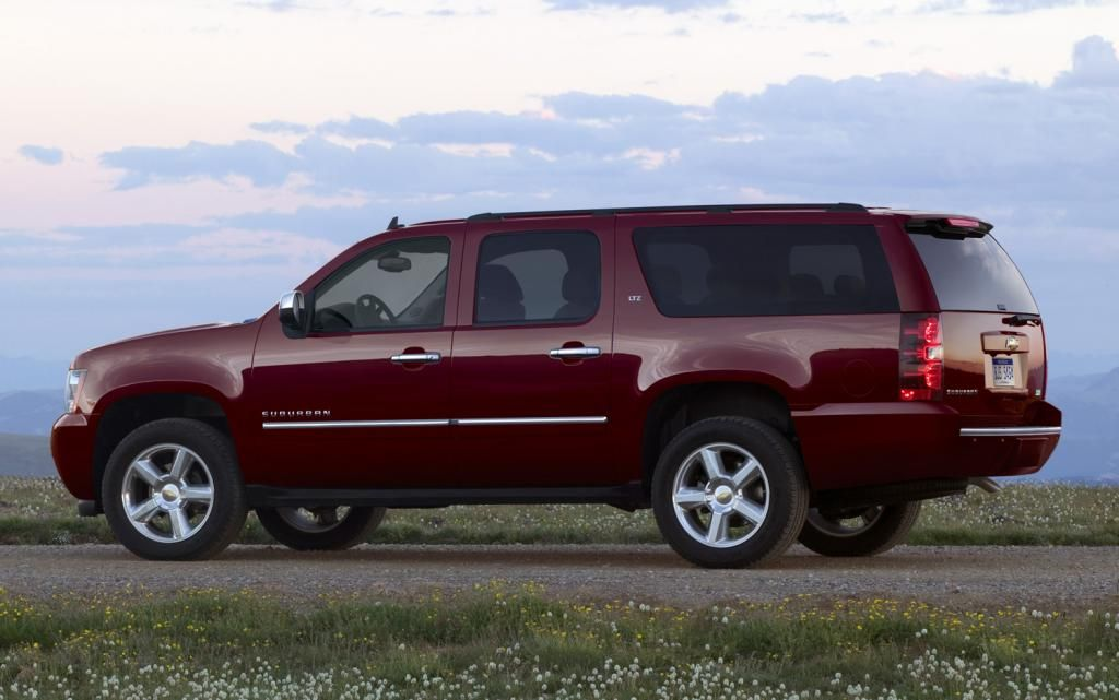 Ten Excellent Cars For Moving Chevy Suburban Chevrolet Suburban