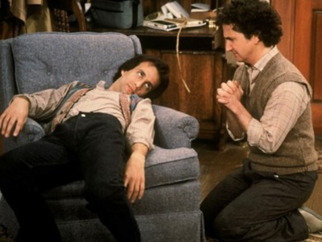 'Perfect Strangers' aired on ABC  from 1986 to 1993.