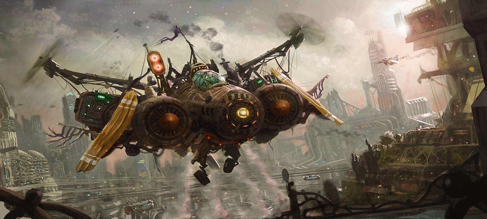 Universo steampunk