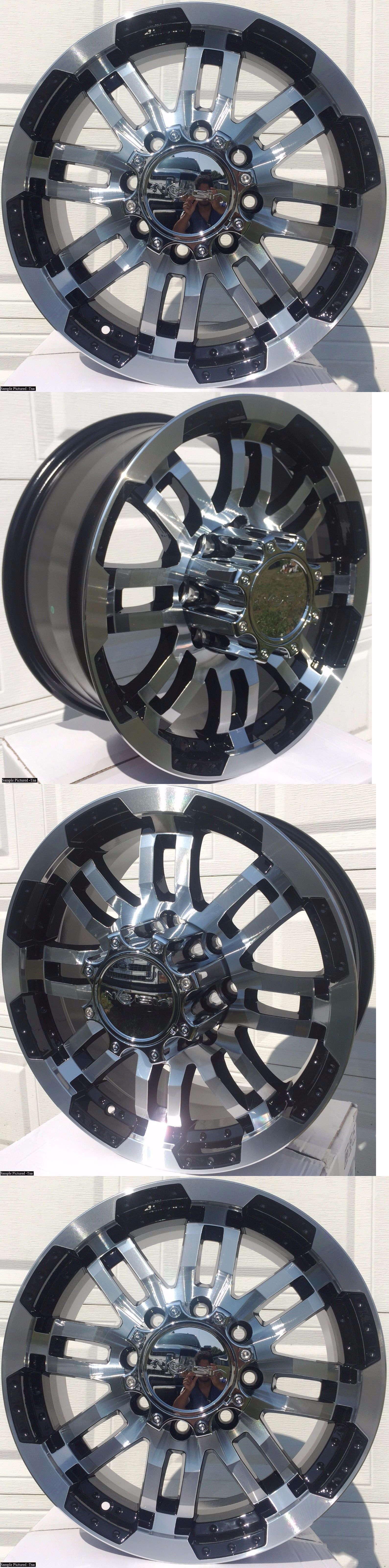 Auto parts general 4 new 20 wheels rims for 2011 2012 2013 2014 2015