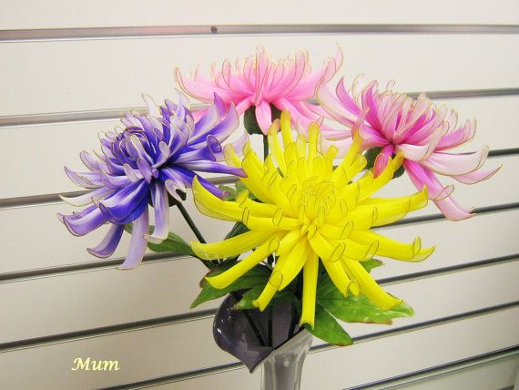 Want to know how to make nylon flowers and need materials? Go to Blisswonders.com