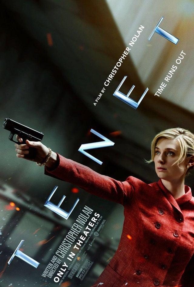 Tenet 2020 Movie Posters New Movie Posters Nolan Film