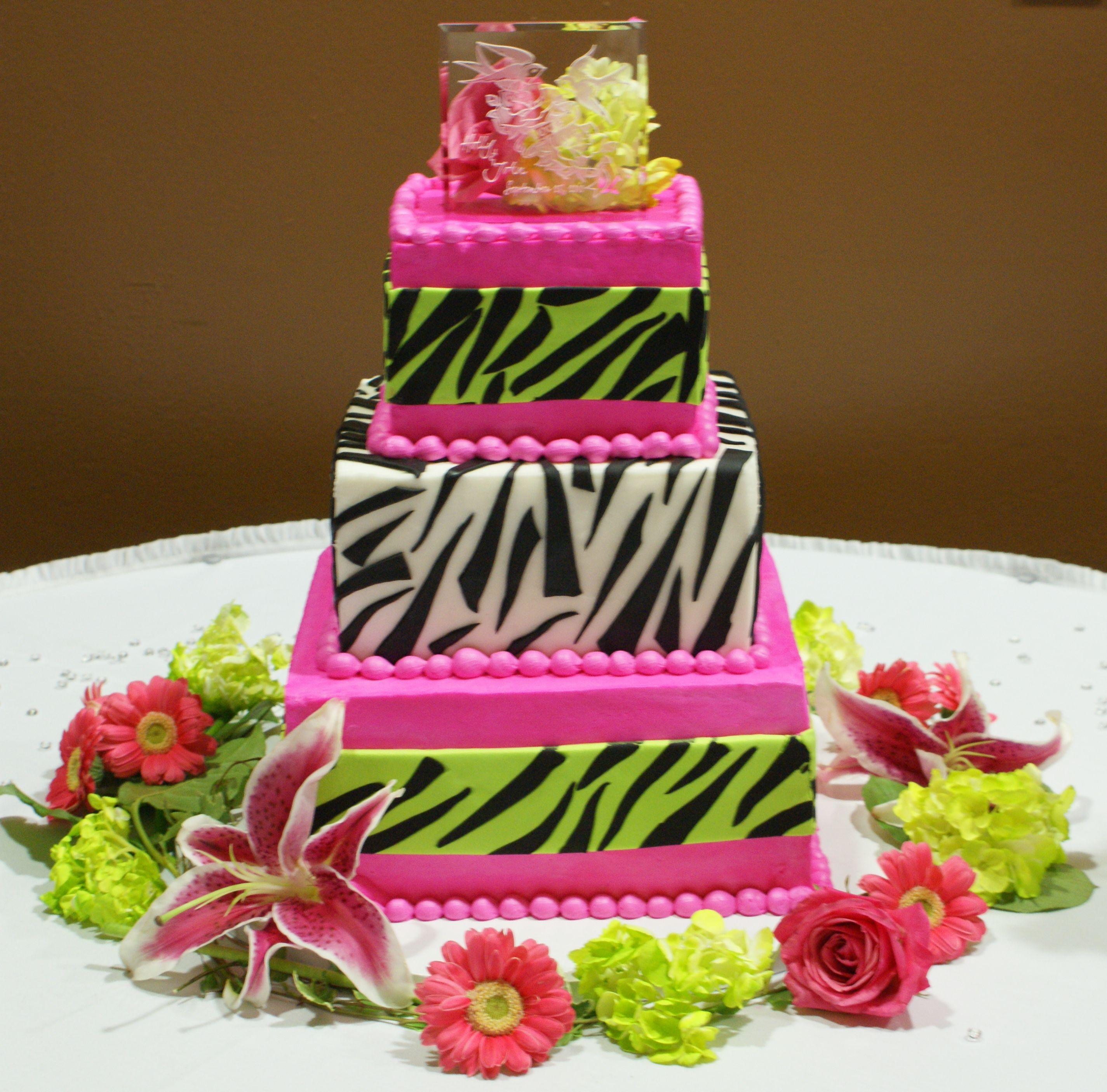 Colorful Wedding!