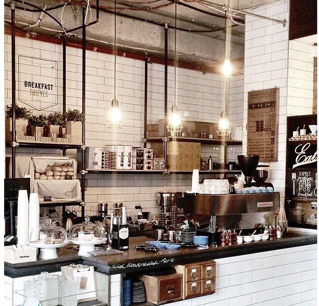 Epingle Par Joewestwood Sur Interieur Coffee Shop Avec Images