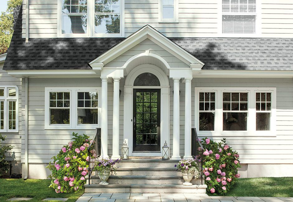 front door color ideas and inspiration house paint on best benjamin moore exterior colors id=66808