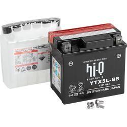 Photo of Batería Hi-Q Agm Mf sin mantenimiento Ytx12-bs, 12V, 10Ah
