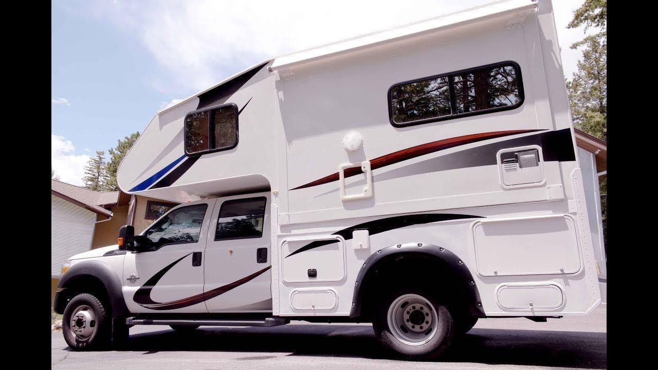 Expedition Camper Host Custom 4 Season 4x4 Camper Truck Camper