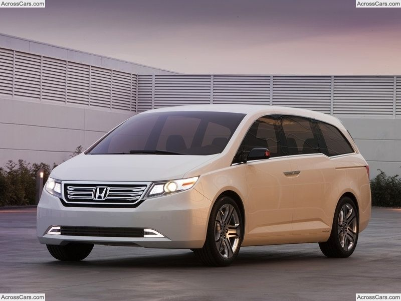Honda Odyssey Concept 2010 Cars Pinterest Honda Odyssey