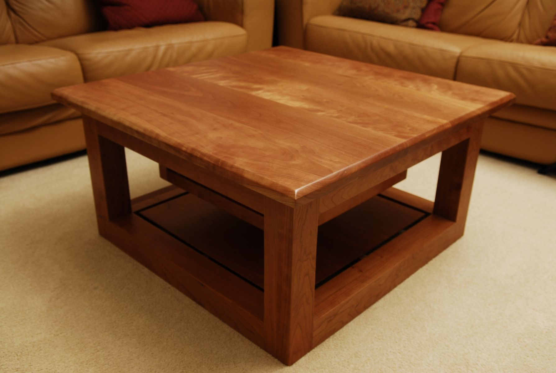 American Trails Mesa Natural Solid Cherry Top Coffee Table 604 28 Round Coffee Table Modern Round Coffee Table Cherry Wood Coffee Table