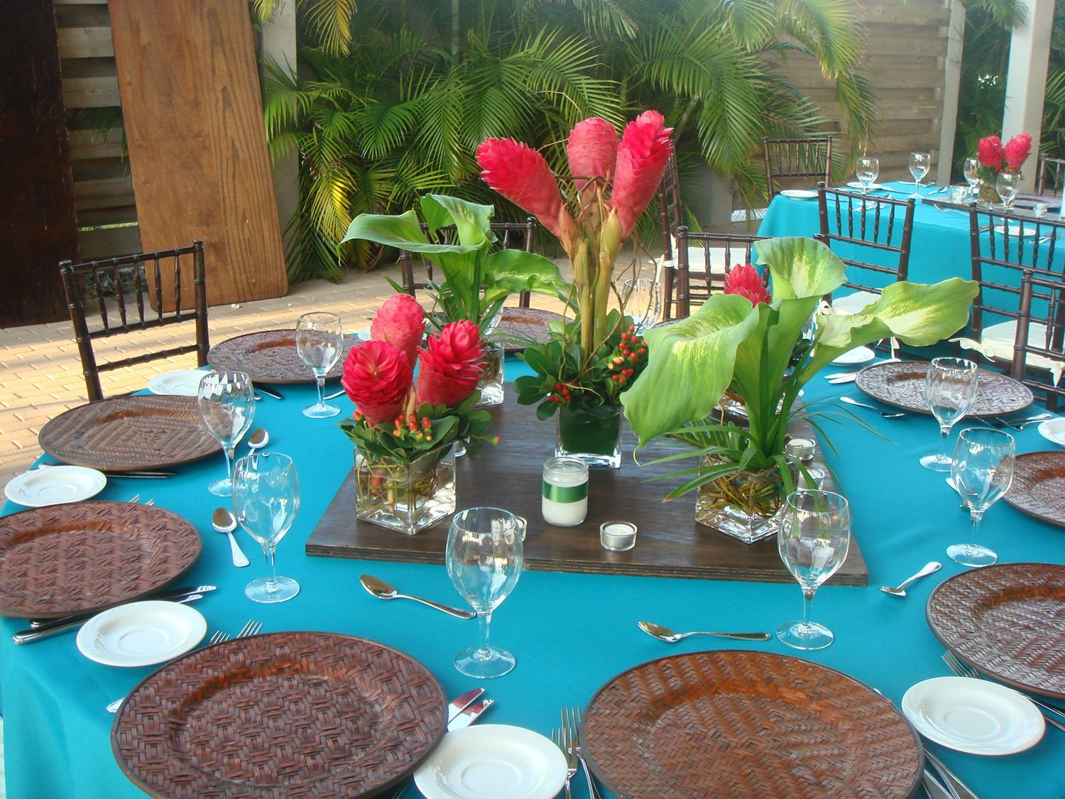 154 Best Images About Caribbean Party Ideas And: A Contemporary Tropical Design: This Unique Tropical