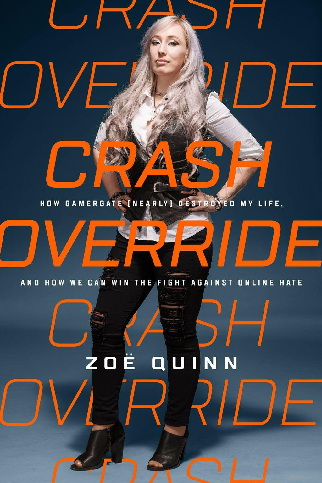 Crash Override (eBook) Games for girls, Ebooks, Got books