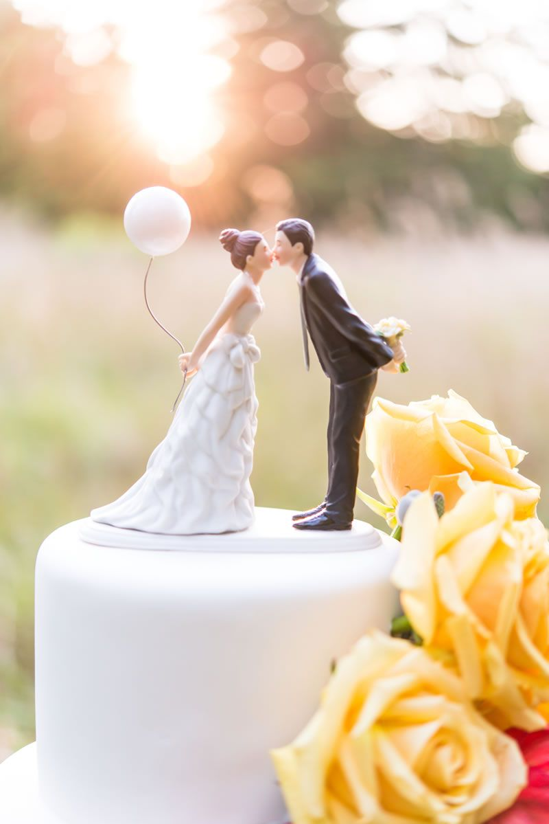 Personal Wedding Cake Decorations Really Are The Icing On The Cake