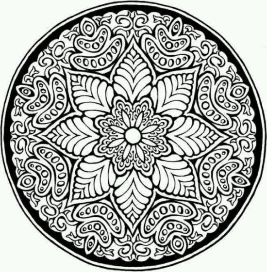 Mosaic Coloring Pages For Adults Picture 5 Free Sample Join Fb Grown Up Coloring Grou Mandala Coloring Pages Detailed Coloring Pages Pattern Coloring Pages