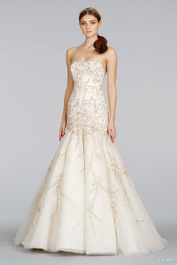 Lazaro Spring 2014 Wedding Dresses Wedding Dresses Lazaro