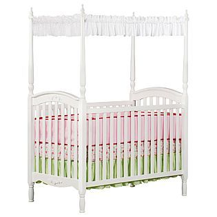 Delta Childrenu0027s Lil Princess Canopy Crib White Sleep Tight at Kmart  sc 1 st  Pinterest & Delta Childrenu0027s Lil Princess Canopy Crib White: Sleep Tight at ...
