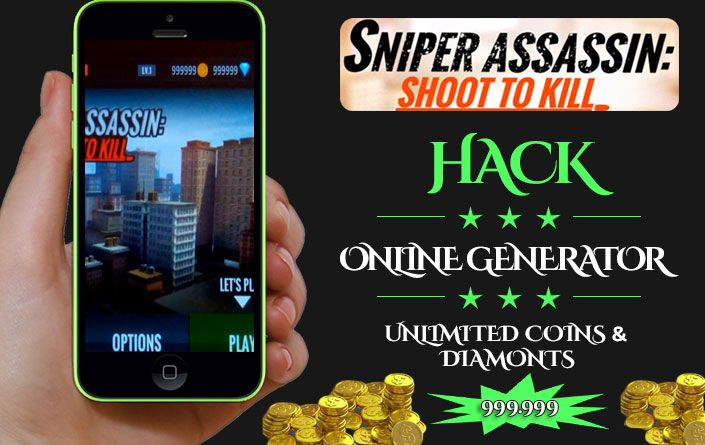 hack sniper 3d without human verification