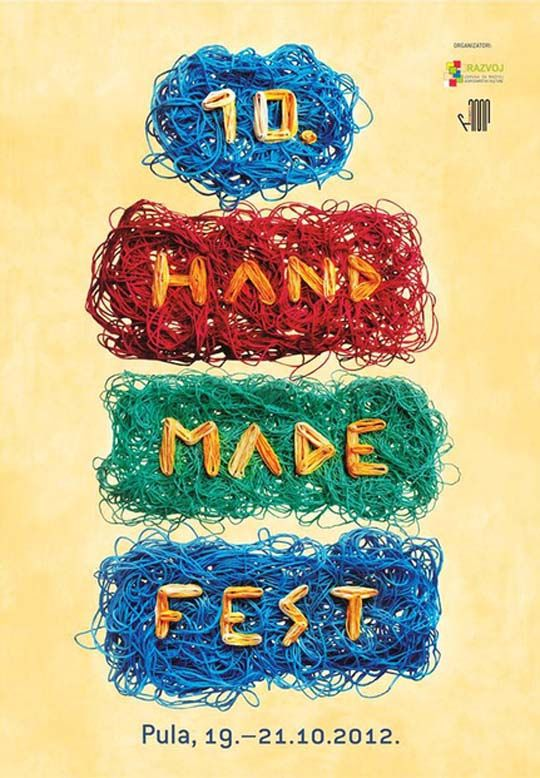 Hand Made Fest Poster