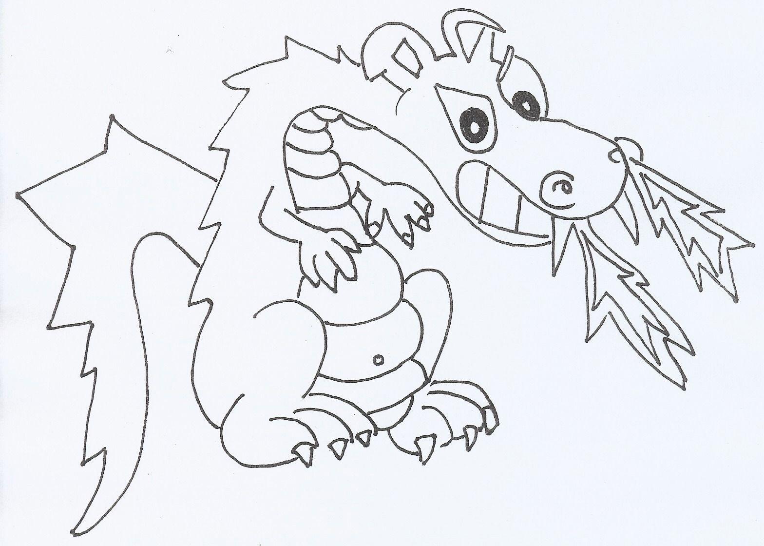 Dibujos de San Jorge para Pintar | Jordi, Colorear y Dragones