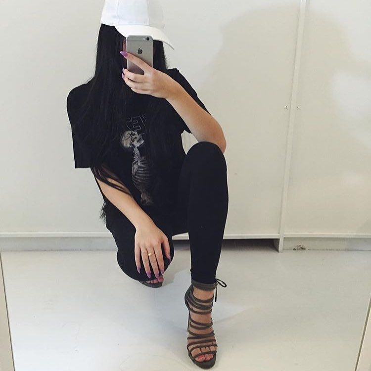 separation shoes 8e76e 1661f girl fashion outfit style clothes hair lips eyes beauty shoes high heels