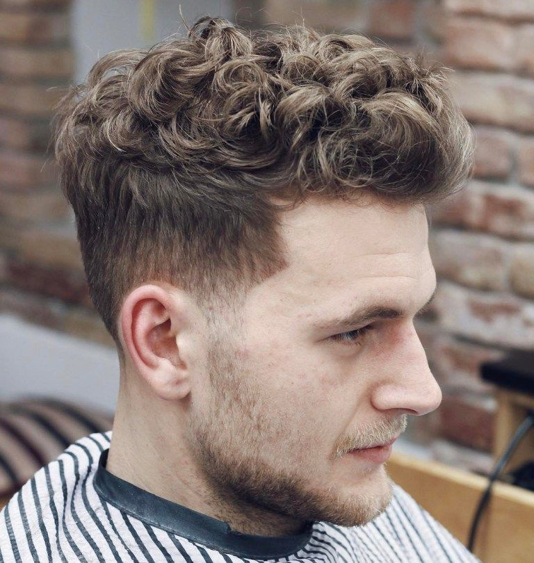 Men Curly Hairstyles Until This Time We Shared Many Men Hairstyle Model For Each Hair