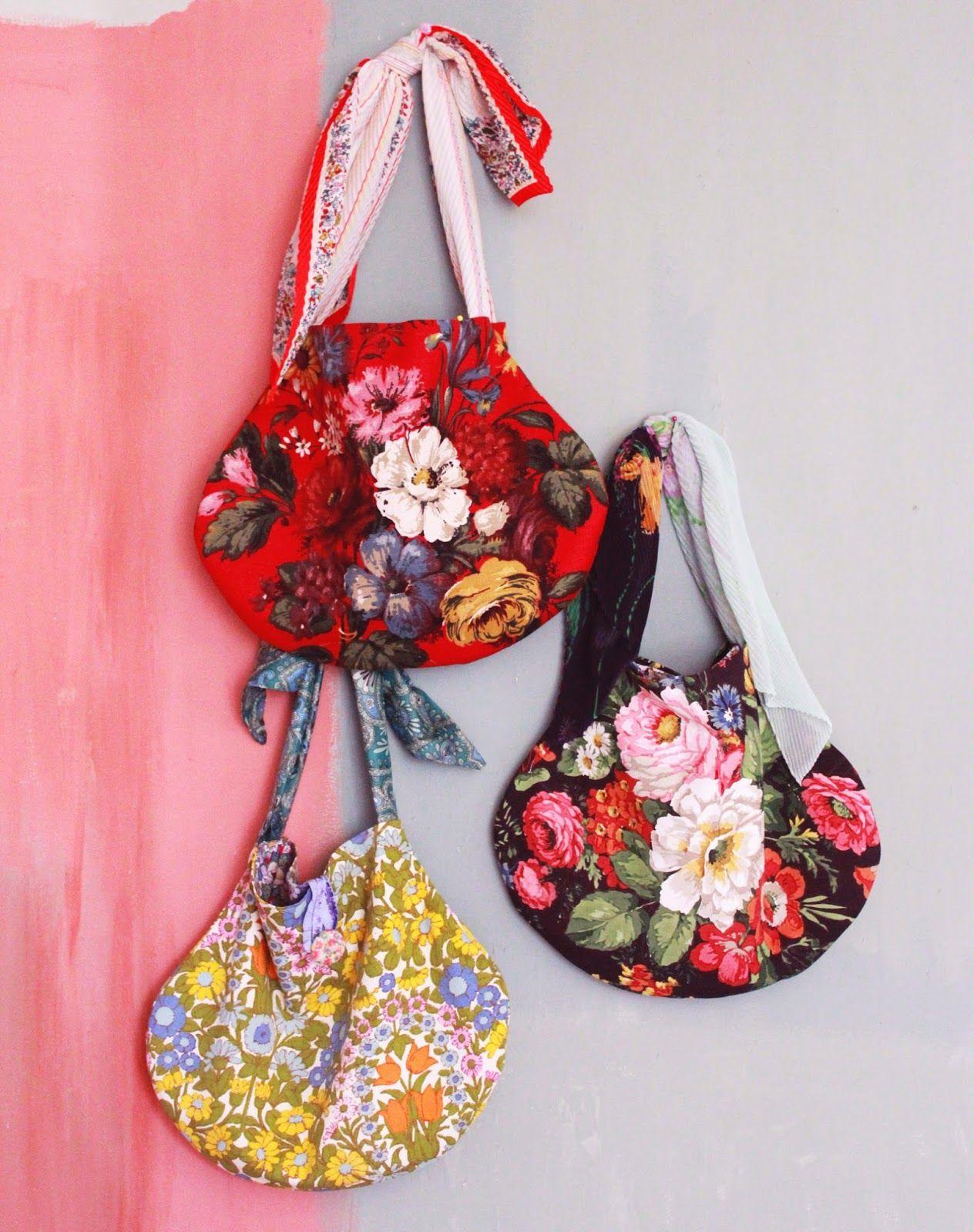 Bolsos de amor floral – Colección 2  – Bolsa