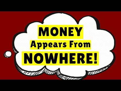 **CASH** From THIN AIR !! - Instant Money Spell