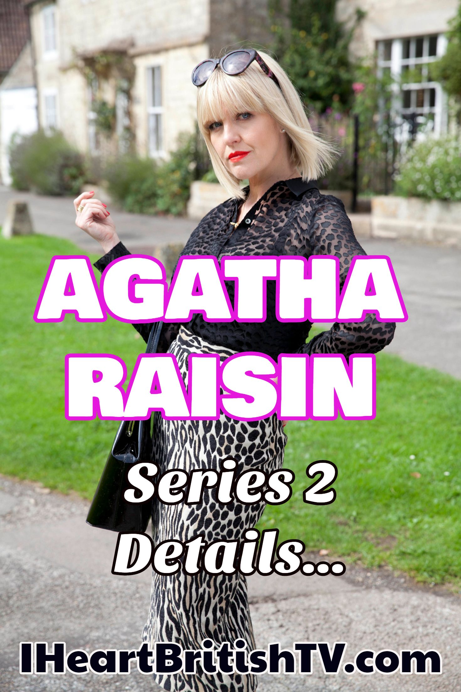 Agatha Raisin Series 2 News Thanks To Acorn Tv With Images