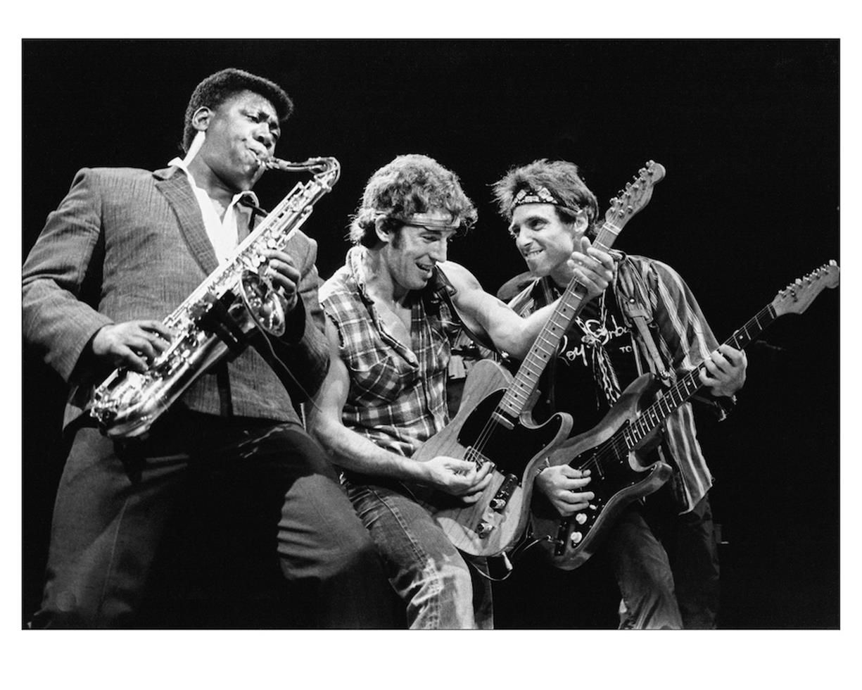 Bruce Springsteen & the E Street Band 1984 | Janet Macoska #brucespringsteen