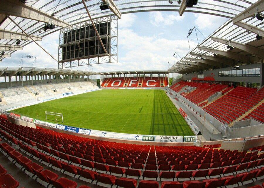Sparda Bank Hessen Stadion Offenbach Met Afbeeldingen Bank