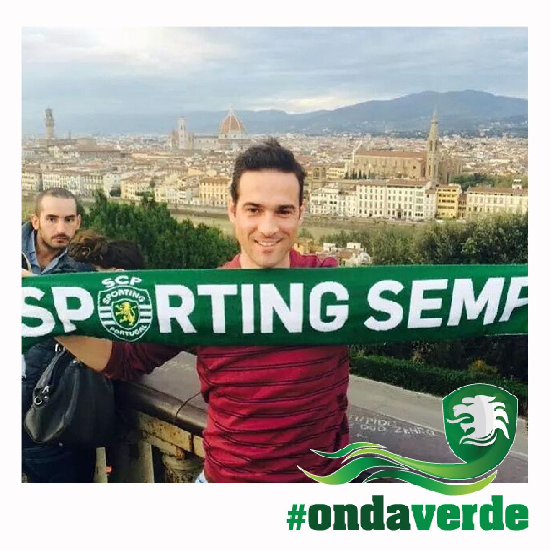André Coimbra, Florença, Itália (via e-mail)