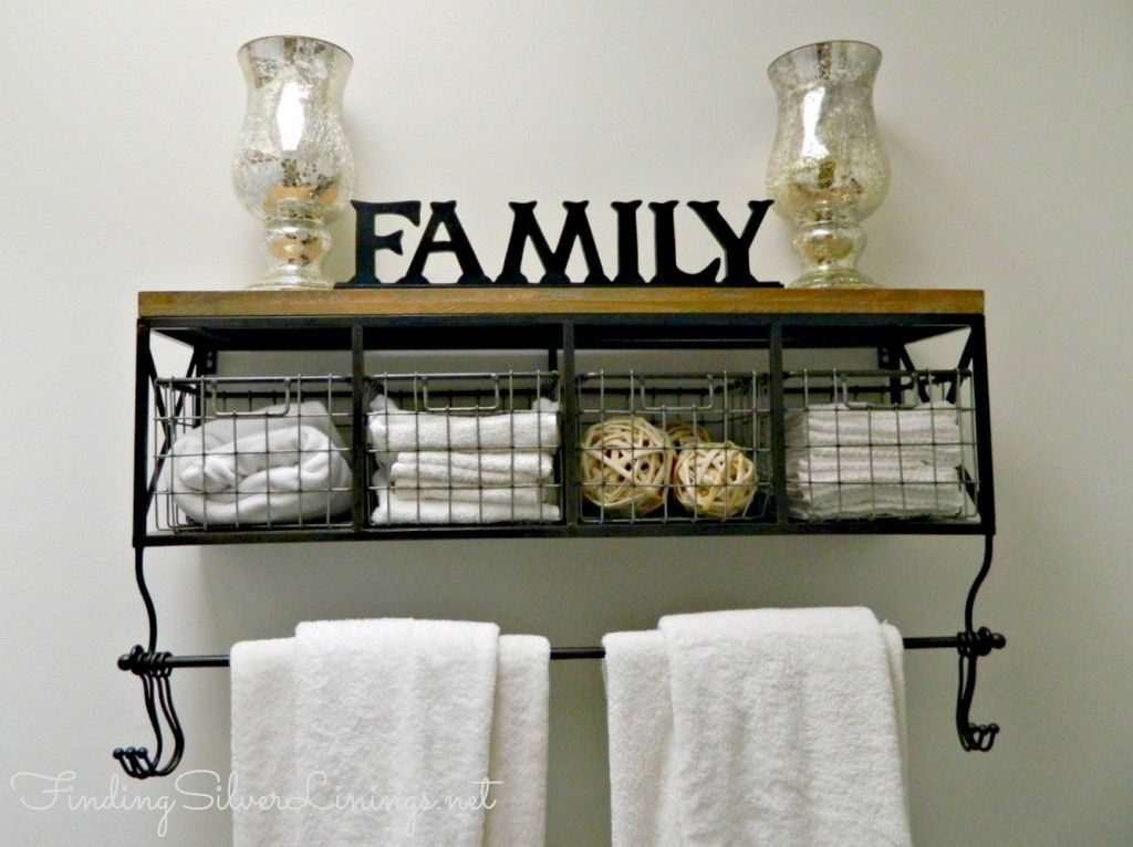 What Happens At Hobby Lobby Stays At Hobby Lobby Bathroom Wall Decor Home Wall Decor Basket Shelves