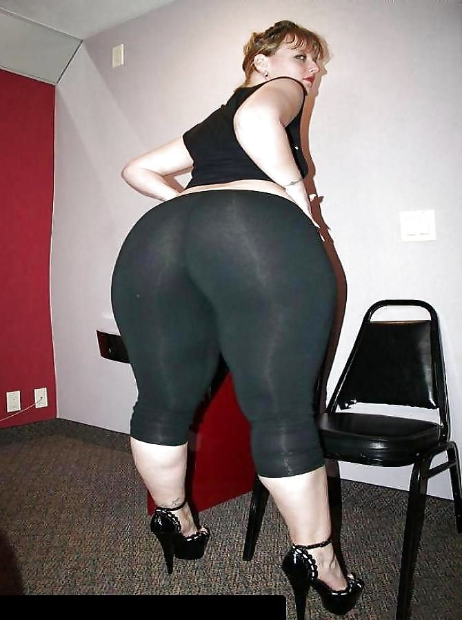 Wide hips and big ass