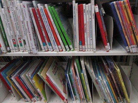 Library, Books, Education, School