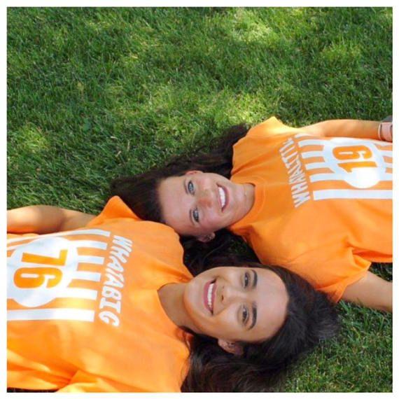 whatalittle, whatabig, whataburger, Big little reveal, custom t-shirts, orange, white, big t-shirt, little t-shirt #biglittlereveal