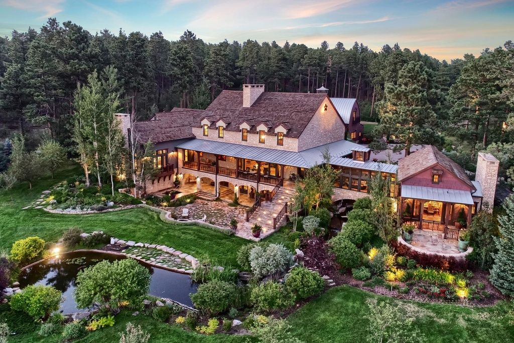 Outstanding 14065 State Highway 83 Colorado Springs Co 80921 In 2019 Home Interior And Landscaping Ologienasavecom