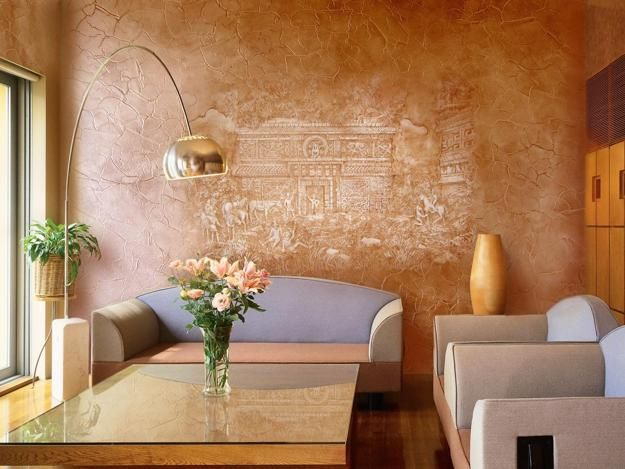 Modern Painting Ideas And Stylish Faux Finishes For Your Wall Decorating Decor Textured Walls Modern Wall