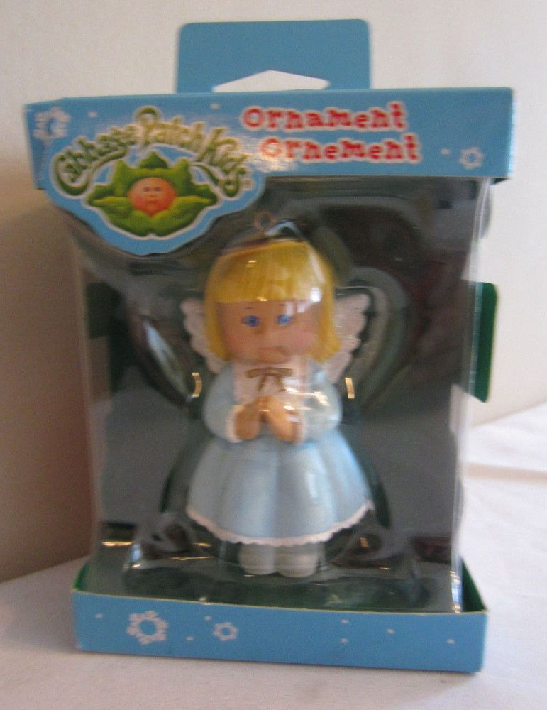 Good American Greeting Christmas Ornaments Part - 14: Cabbage Patch Kids Angel Christmas Tree Ornament *NEW* By American Greetings